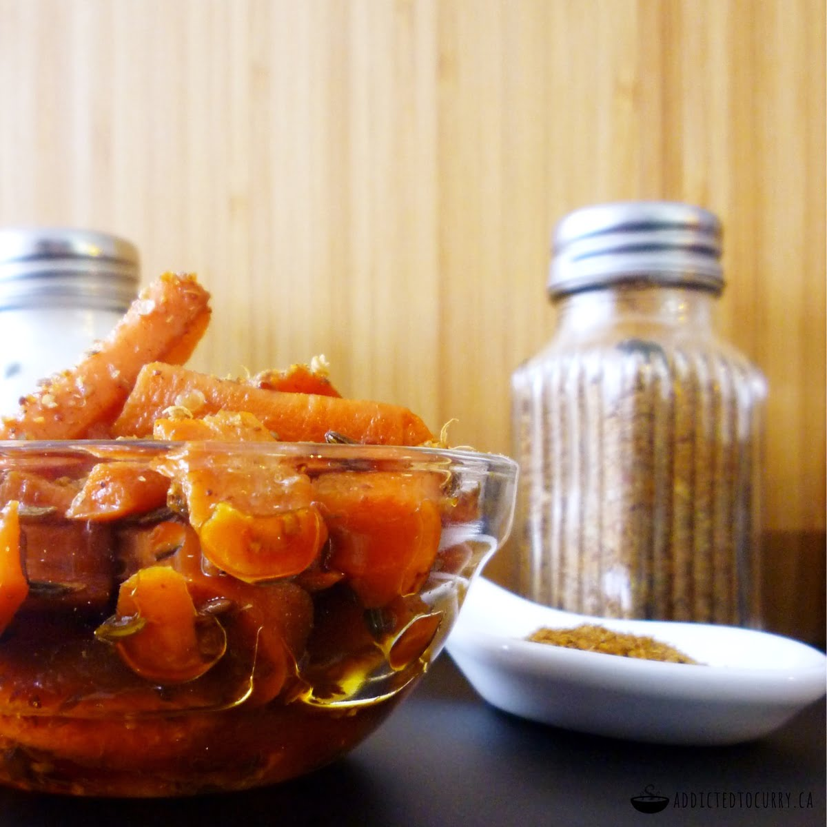 Homemade Zesty Carrot Achar