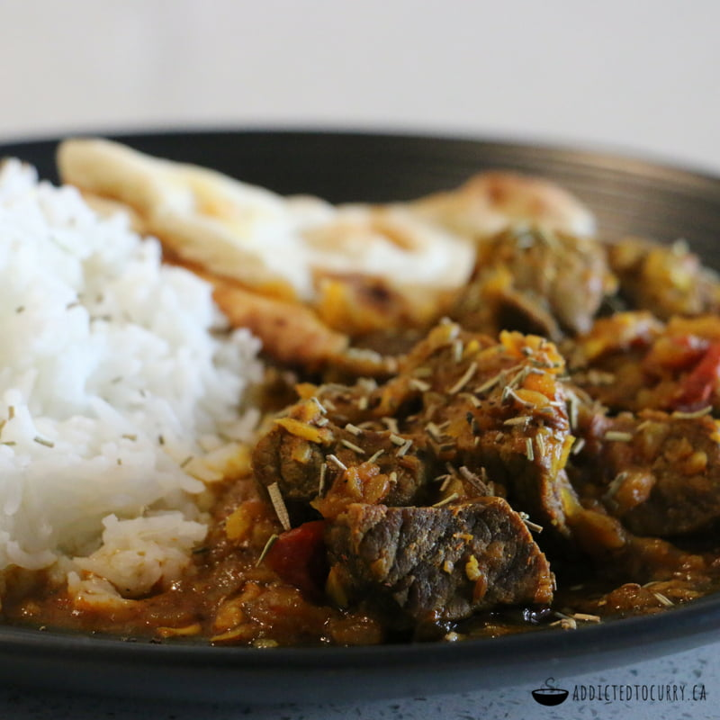 Spicy Beef Curry Recipe