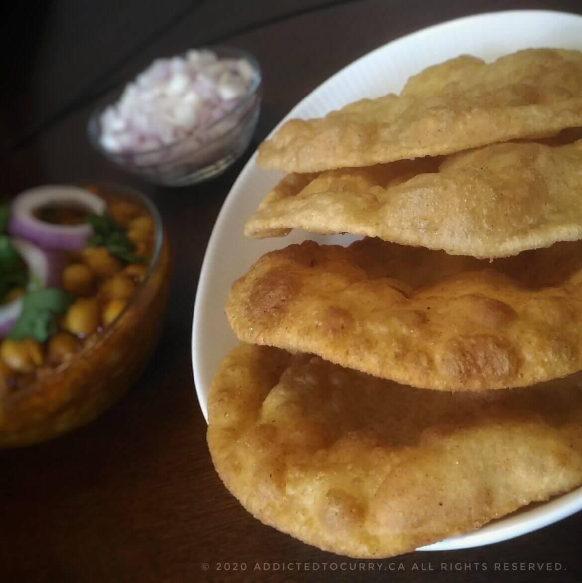 Easy punjabi poori recipe